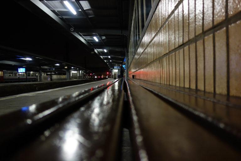 gare du Midi, Bruxelles